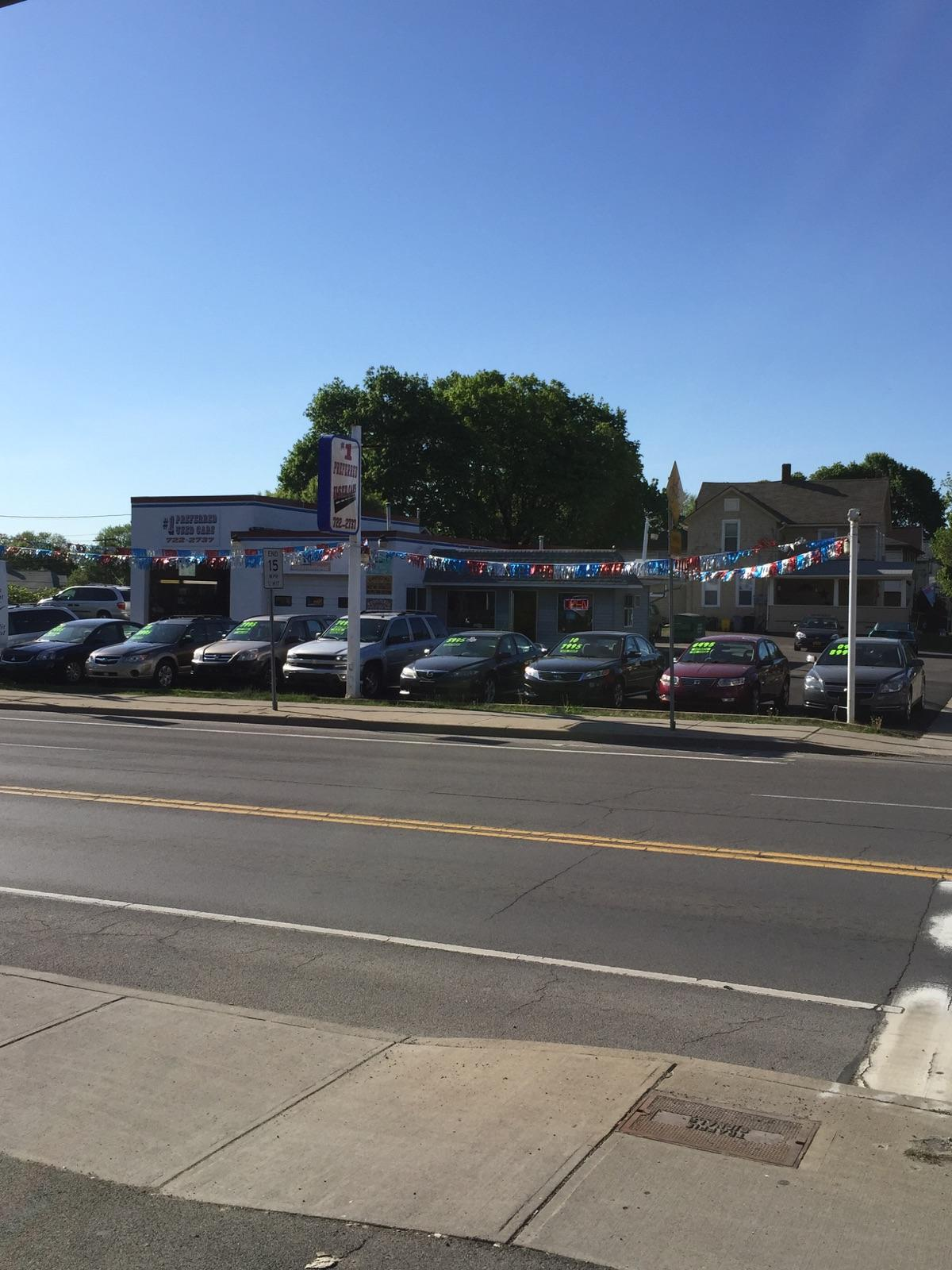 #1 Preferred Used Cars And Trucks